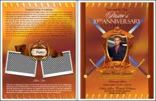 free pastor anniversary program templates excellence pastor anniversary program pastor anniversary