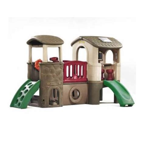 step2 naturally playful climber and swing step 2 outdoor climber tower bridge tunnel slide