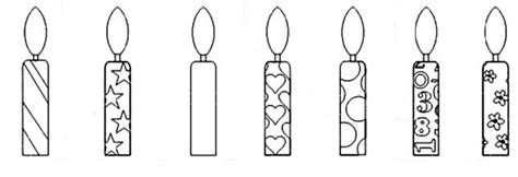 coloring pages birthday cake candles cheetah cake cake ideas and designs