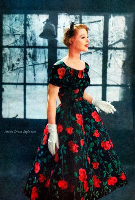 a look at 1950 s 1950s fashion 1950s dress style