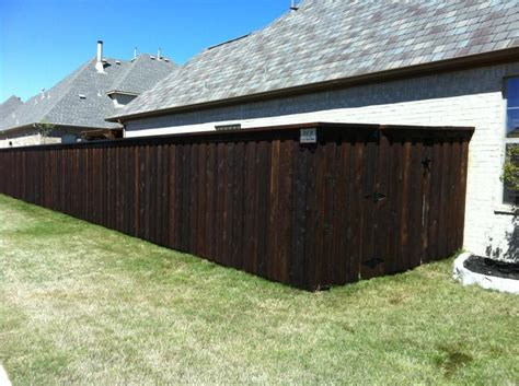 sun proof deck fence and siding stain the wood fence contractor fort worth tx dallas tx