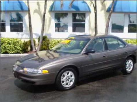 manual cars for sale 2001 oldsmobile intrigue parking system 2001 oldsmobile intrigue problems online manuals and repair information