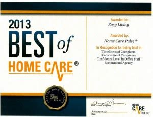 Quality Home Health by Home Health Agency Award For Quality Home Health Services