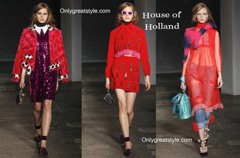 house of holland shoes house of holland fall winter 2014 2015 womenswear fashion