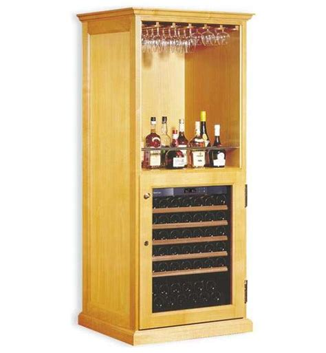 Wine Cabinet Furniture by Elite C4 Eurocave