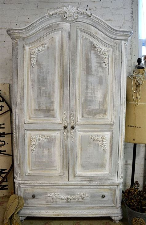 shabby chic armoire 25 best ideas about french armoire on pinterest french