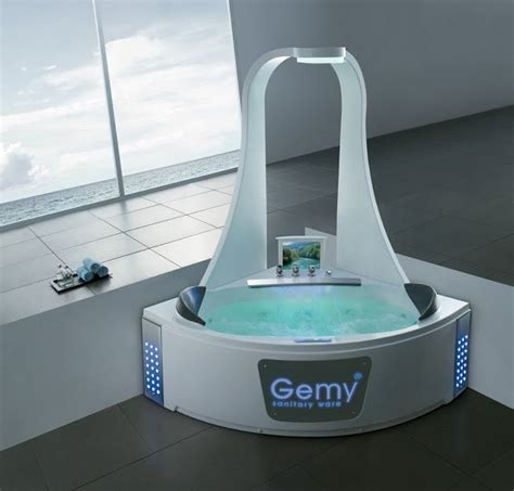 10 sci fi looking bathrooms that are available right now