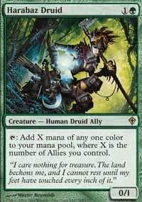 Magic The Gathering Single R Prepare Fight harabaz druid worldwake magic the gathering gaming store for cards miniatures