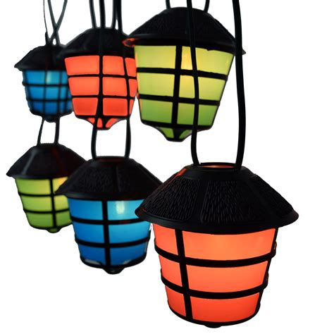 C7 Rv Lantern String Lights 10 Lights Lantern String Light
