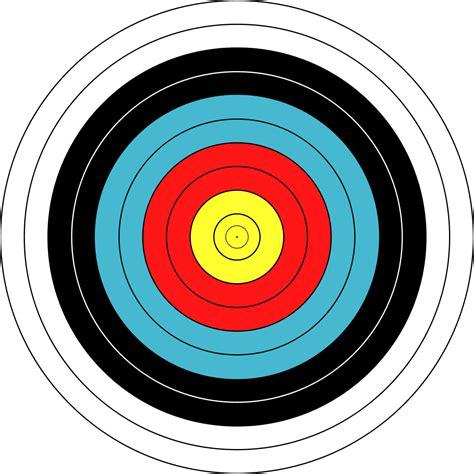 l target 10x target faces fita 40 cm