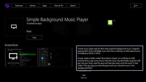 how to play in the background on xbox one how to play from a usb drive on xbox one using