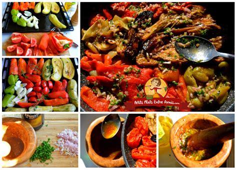Legumes Grilles Au Four by Escalivada L 233 Gumes Grill 233 S Au Four Petits Plats Entre Amis