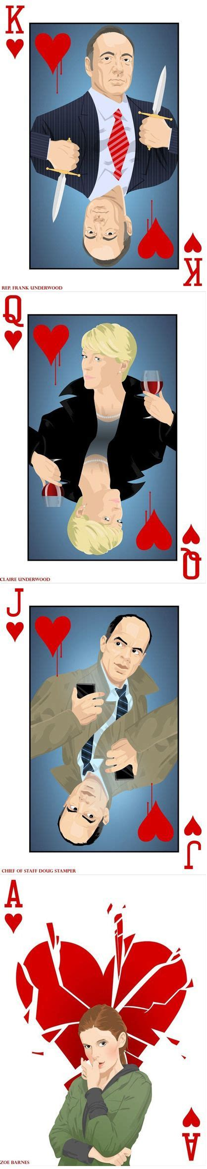 what is house of cards based on stack the deck with house of cards playing cards drama