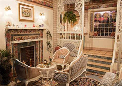 Furniture Danville Ky by Extremely Detailed Dollhouse Picture Of The Great