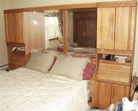 second hand bedroom suites for sale palliser furniture 6pc bedroom suite oak finish for sale