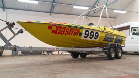 offshore race boats for sale uk 21ft phantom race power speed boat project offshore ski