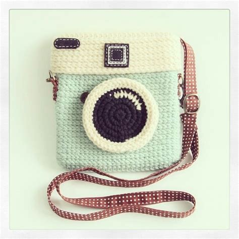 crochet camera bag pattern 12 best images about crochet camera case on pinterest