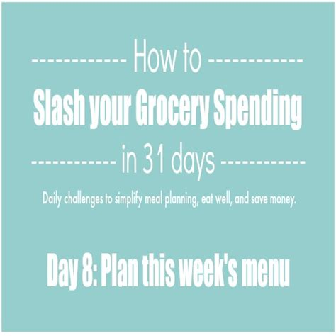 31 days to survival a complete plan for emergency preparedness books 31 days to slash your grocery spending meal planning day