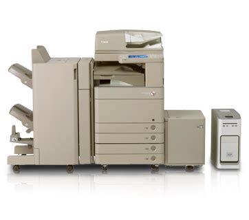 Mesin Fotocopy Lexmark canon imagerunner advance c5255 color copier