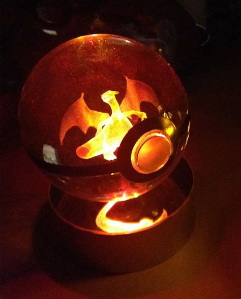 Light Up Pokeball by Class Up Your Pok 233 Collection With This Pok 201 Mon Led Light Display Nerdist