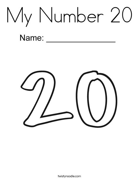 number 11 coloring page edited coloring pages numbers 11 20