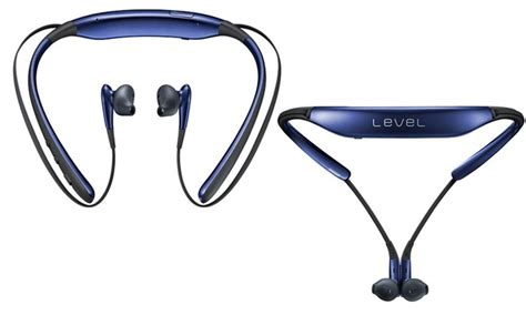 Headset Bluetooth Samsung Level samsung level u bt headphones groupon goods