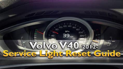 volvo 850 service light reset volvo v40 service light reset 2017 mouthtoears