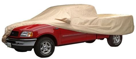 truck bed cer cover covercraft c80015 ready fit technalon car cover for long