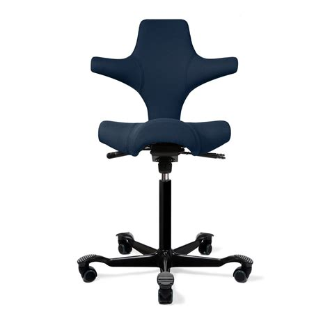 Capisco Chair by Hag Capisco Ergonomic Office Chair Fully