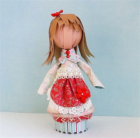 How To Make A 3d Paper Doll - sei lifestyle 3d paper doll