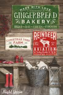 Gingerbread Home Decor Gingerbread Sign Bakery Decor Bakery Sign Kitchen