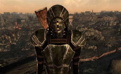fallout 3 best armour ronin assault armor at fallout3 nexus mods and community