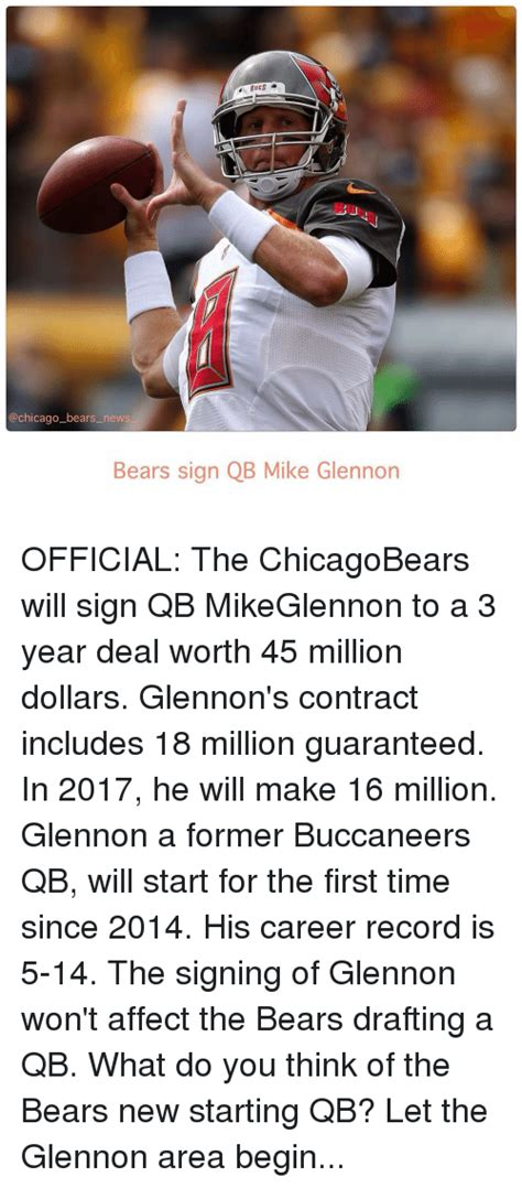 Mike Glennon Meme