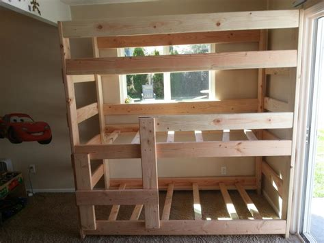 Custom Beds Ana White Dream Works Custom Bunk Beds And Lofts Diy