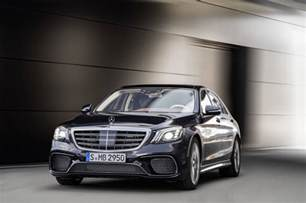 Mercedes S 65 Official 2018 Mercedes Amg S63 And S65 Facelift Gtspirit