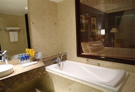 Suvarnabhumi Airport Shower by Review Novotel Bangkok Airport Hotel Suite Travelsort