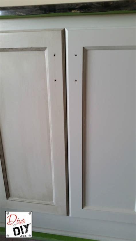 how to glaze cabinets how to glaze cabinets like a pro