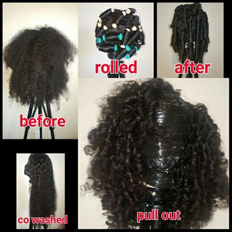 perm rod on weave 1000 ideas about loose curl perm on pinterest perms