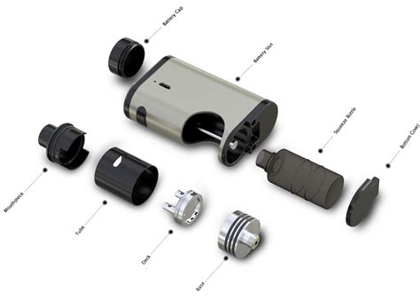 Eleaf Pico Squeeze Bottle Spare Parts eleaf pico squeeze preview a squonker what can we expect