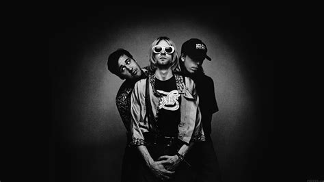 wallpaper android band i love papers he87 nirvana music dark band