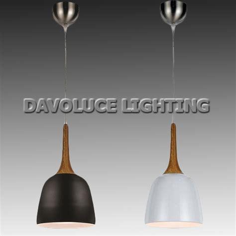 Telbix Polk 20 Oak White Oak Black Modern Pendant From Designer Pendant Lights Australia