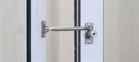 Safe Ventilation with LockLatch?   Door Catch   Window Latch