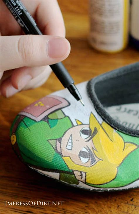 how to paint shoes how to paint shoes ebook empress of dirt