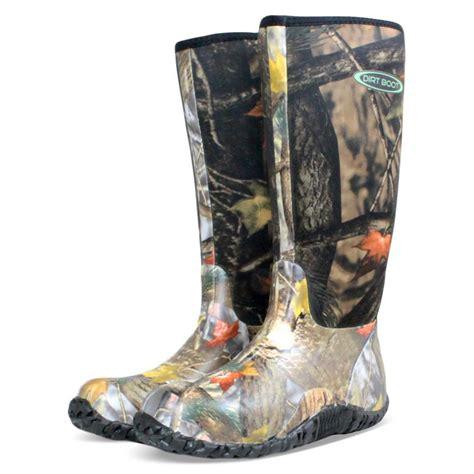 dirt boot dirt boot neoprene wellington muck field fishing boots