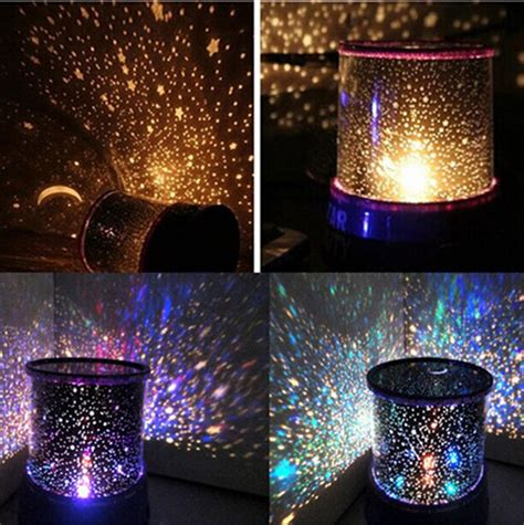 aeeque led star projector night light romantic led starry night sky projector l kids gift