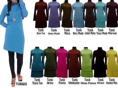 Tunik Nita andini the becs shop
