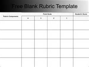 Brochure Rubric Template by Rubrics Template Rubric Written Research Paper 25 Best