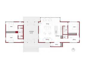 Modern Cabin Floor Plans Passive Prefab House Kit Cabin Attitude In The City