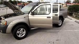 Nissan Frontier Cab For Sale Sold 2001 Nissan Frontier Se Crew Cab V6 Meticulous Motors