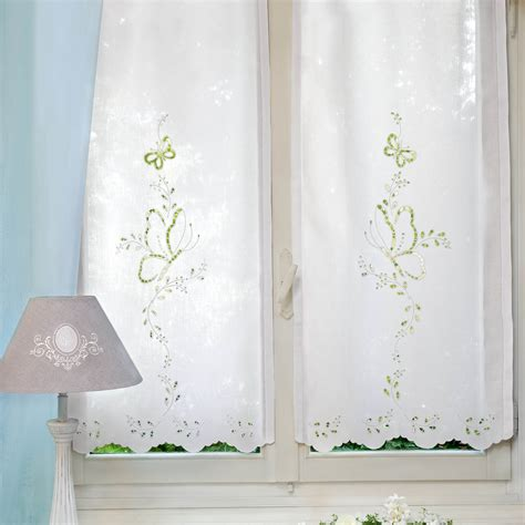 tende a intaglio tende ricamo intaglio farfalle curtains